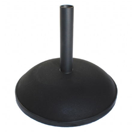 Cozy Bay® Black Heavy Duty Concrete Parasol Base 25kg